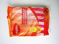 Салфетка микрофибра  40 х 40 в полоску
