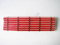 Салфетка обеденная красная 30 х 45