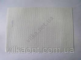 Салфетка под тарелки белая