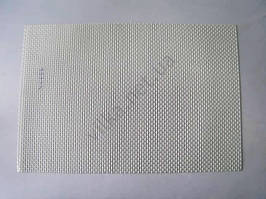 Салфетка под тарелки белая 45 х 30 см.