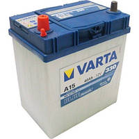 Аккумулятор VARTA Blue Dynamic A15 40Ah 330A 540 127 033
