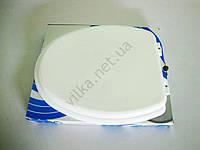 Сидушка унитазная белая в коробке