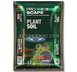 Питательный грунт JBL ProScape PlantSoil BROWN 9L для аквариума