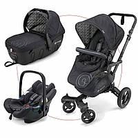 Детская универсальная коляска 3в1 Concord Neo Travel Set 2017 Cosmic black