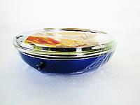 Сковорода AMY 26 см. синяя с тефлоном