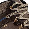 Ботинки мужские зимние водонепроницаемые Quechua ARPENAZ 500 MID WARM коричневые, фото 8