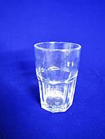 Стакан стеклянный  для коктейля  7,5 х 12 cм.