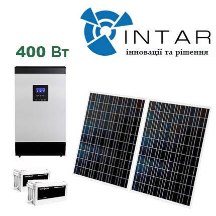 Автономна сонячна електростанція 0,4 кВт, фото 2