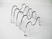 Подставка металлическая для разделочных досок L 24,5cm., h 8cm