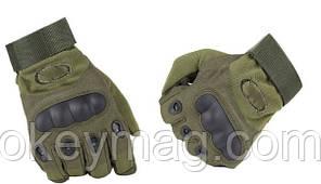 Тактические перчатки Оakley Полно палые защитные