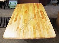 Стол деревянный прямоугольный 150 х 90