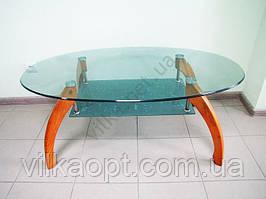 Стол журнальный стекло 110 х 60 cm, h 43 cm.