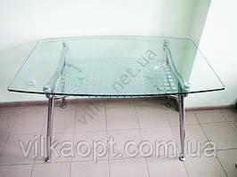 Стол стекло D801