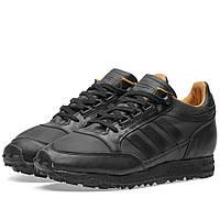 Оригинальные  кроссовки Adidas SPZL Mounfield II Black & Black