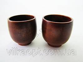Рюмка деревянная