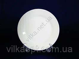 Тарелка  Белая гладь  для 2-го №7 18 см. (12 шт. в уп.)