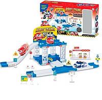 "Паркинг - гараж ""Robot Trains""  ZY-645"