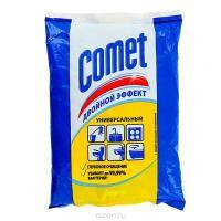 Порошок для чистки Comet Лимон с хлоринолом 400 г (5413149042841)
