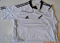 Футбольная форма игровая Adidas ( белая )
