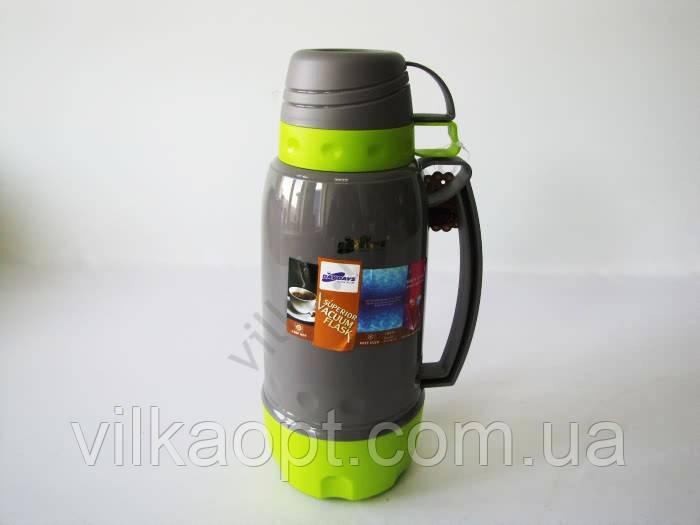 Термос пластмассовый h-35 см. 1,8 л.