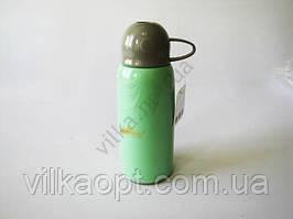 Термос пластмассовый 0,230 л.  (3цв)