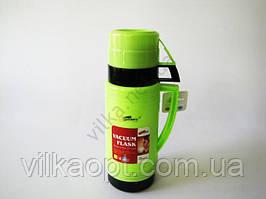 Термос пластмассовый 1 л.  (3цв)
