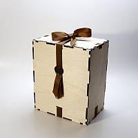 Коробки из дерева подарочные
