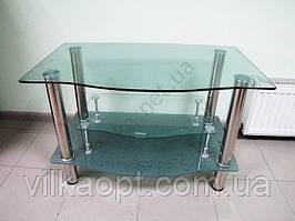 Тумбочка под TV стекло матов капля 80 х 50 х 50 cm