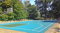 """Строительство баскетбольной площадки """"под ключ"""", фото 1"""