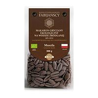 Макароны гречневые ракушки Fabijanscy, 300г