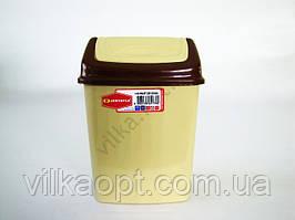 Ведро мусорное 1,7 л., h 19,5cm