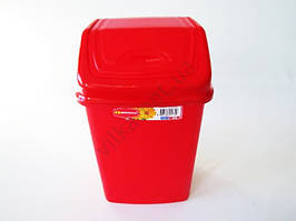 Ведро мусорное  №1   4,2 л.