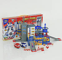 "Паркинг - гараж ""Robot Trains""  ZY-647"