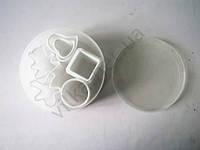Форма пластмассовая для выпечки из 7-ми Ассорти