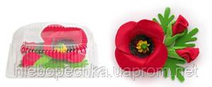 Набор кондитерского декора «Красный мак»
