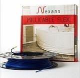 Нагревательный кабель Нексанс флекс (Nexans MilliCable Flex)