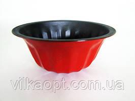 Форма для выпечки высокая  выс. 10.5, диам. 21 см.