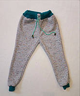 Теплые штаны, спортивные 128