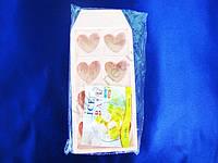 Форма для льда пластмассовая Сердце