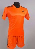 Футбольная форма игровая Adidas ( оранж )
