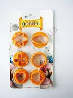 Форма для печенья пластмассовая  круглая  G 59