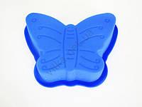 """Форма силиконовая кондитерская для выпечки фигурная """"Бабочка"""" 28,5 * 21 * 6 cm"""