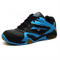 Кроссовки мужские Wilson CRT Elite 800 Black/Blue/Silver (WRS974200)