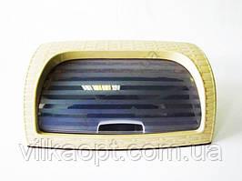 Хлебница 5328 Ротанг 43,5*28,5 cm, h 19 cm.