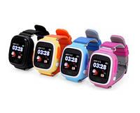 Детские часы Smart watch Qvark 100 c GPS трекером