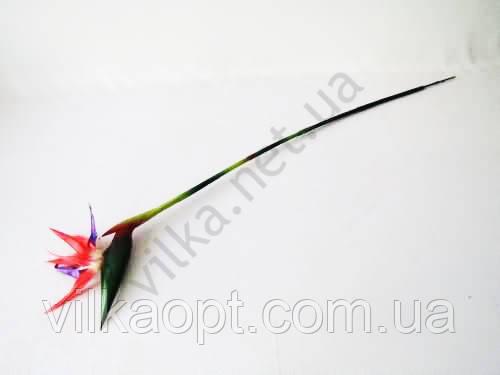 Цветок искусственный Стрелиция  90 см.