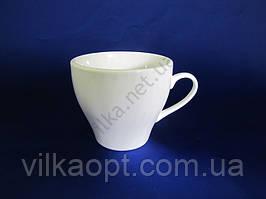 Чашка  белая  без блюдца 150 мл. (12 шт. в уп.)