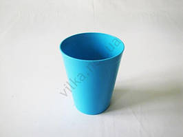 Чашка пластмассовая  SU-240 - д. 8 см. выс. 10 см.