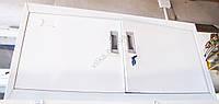 Шкаф металлический антресоль белый