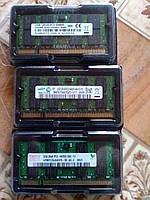 Новая оперативная память DDR2 2G PC2-6400 800MHz для ноутбука Гарантия
